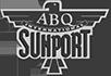 Albuquerque airport logo.