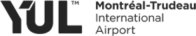 Montreal Airport logo.