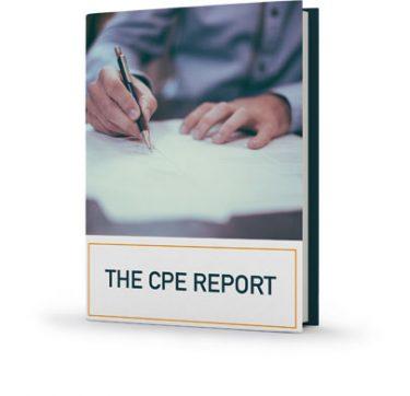 CPE report image.